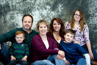 Poe Family Dec 2011