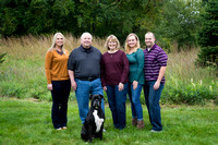 Swedberg Family | Fall 2015