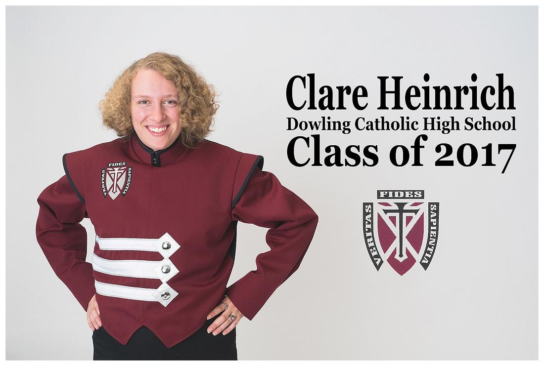 Clare Heinrich Banner